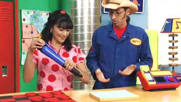 Imagination Movers: Nina's Song