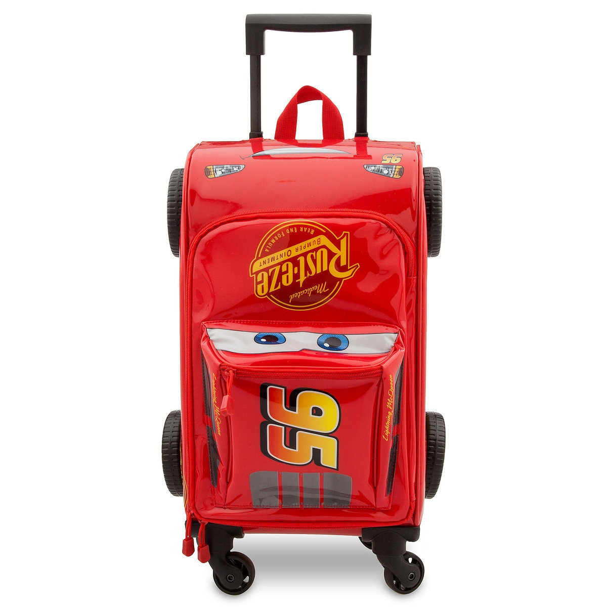 3b1110514e Product Image of Lightning McQueen Rolling Luggage - Cars 3   1