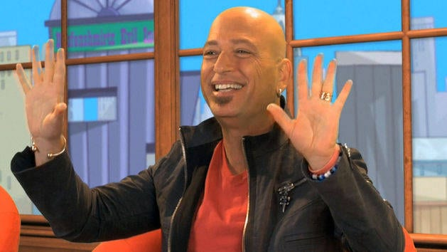 Howie Mandel: Take Dois - Phineas e Ferb