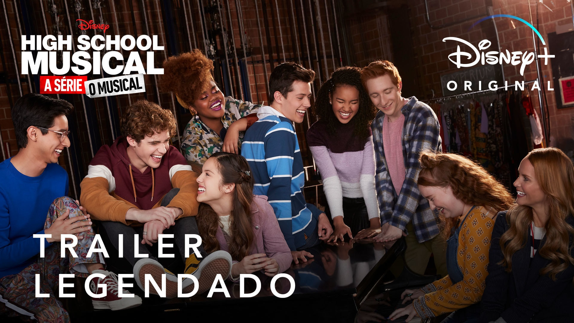 High School Musical: A Série: O Musical Disney+