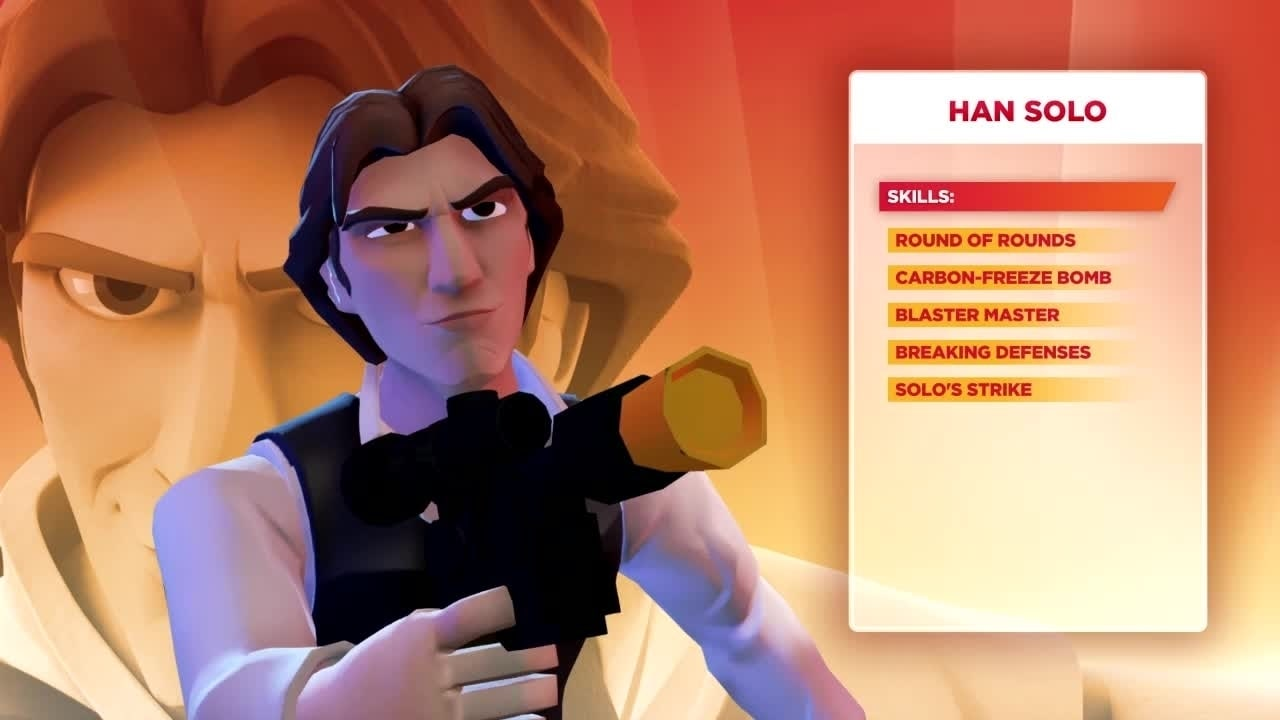 How To Play Rise Against The Empire - Disney Infinity 3.0