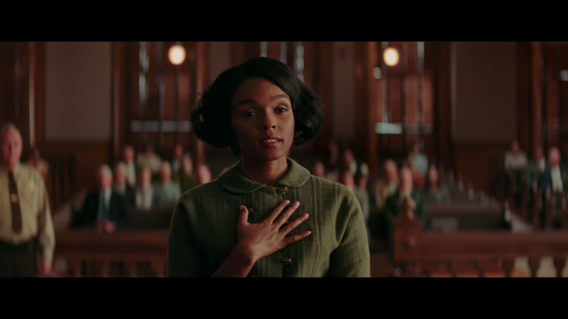 "Hidden Figures | ""Make You The First"""