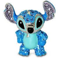 Image of Stitch Figurine by Arribas -  Jeweled Mini # 1
