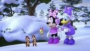 Snow Bunny's Business
