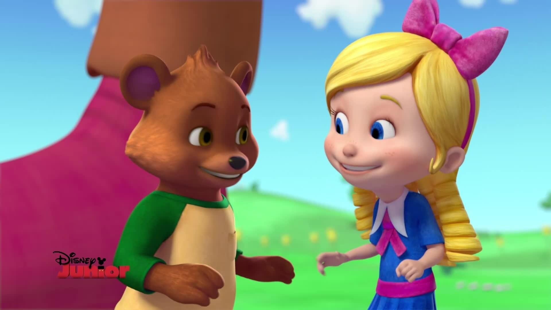 Goldie & Bär Titelsong
