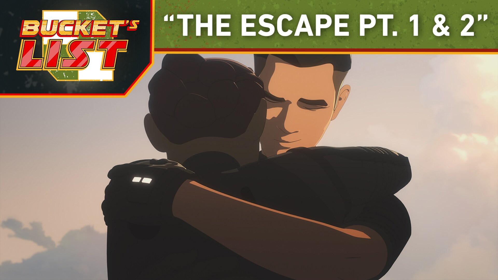"Bucket's List: ""The Escape"" - Star Wars Resistance"