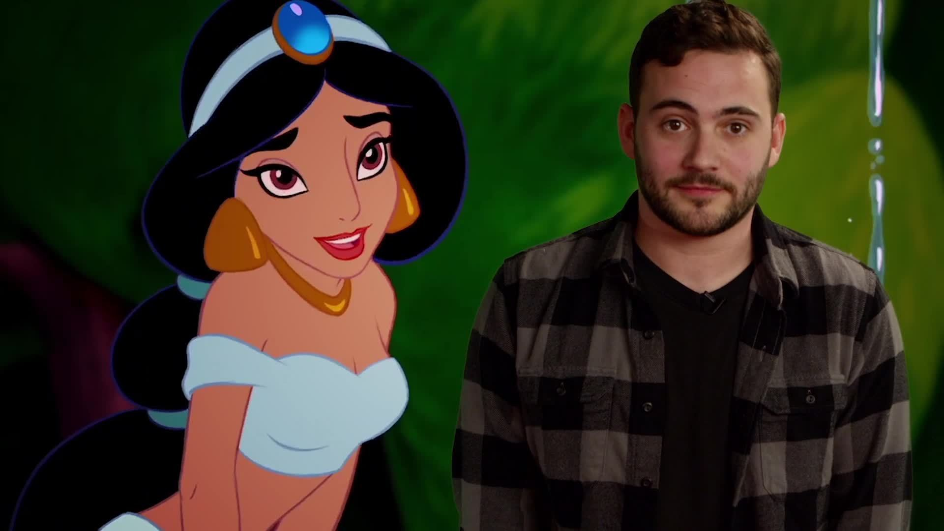 Disney Princesses As Told By Bros | Oh My Disney