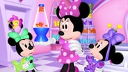 Minnie's Makeover Madness