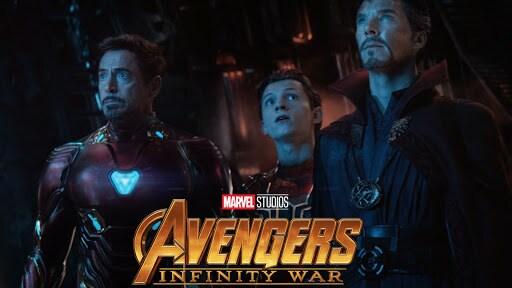"Marvel Studios' ""Avengers: Infinity War"""