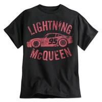 Lightning McQueen Tee for Boys - Cars 3