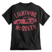 Image of Lightning McQueen Tee for Boys - Cars 3 # 1