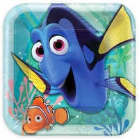 Image of Finding Dory Lunch Plates # 1