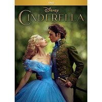 Image of Cinderella DVD - Live Action Film # 1