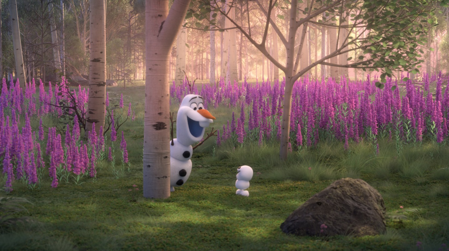 """Hide and Seek"" l At Home With Olaf"
