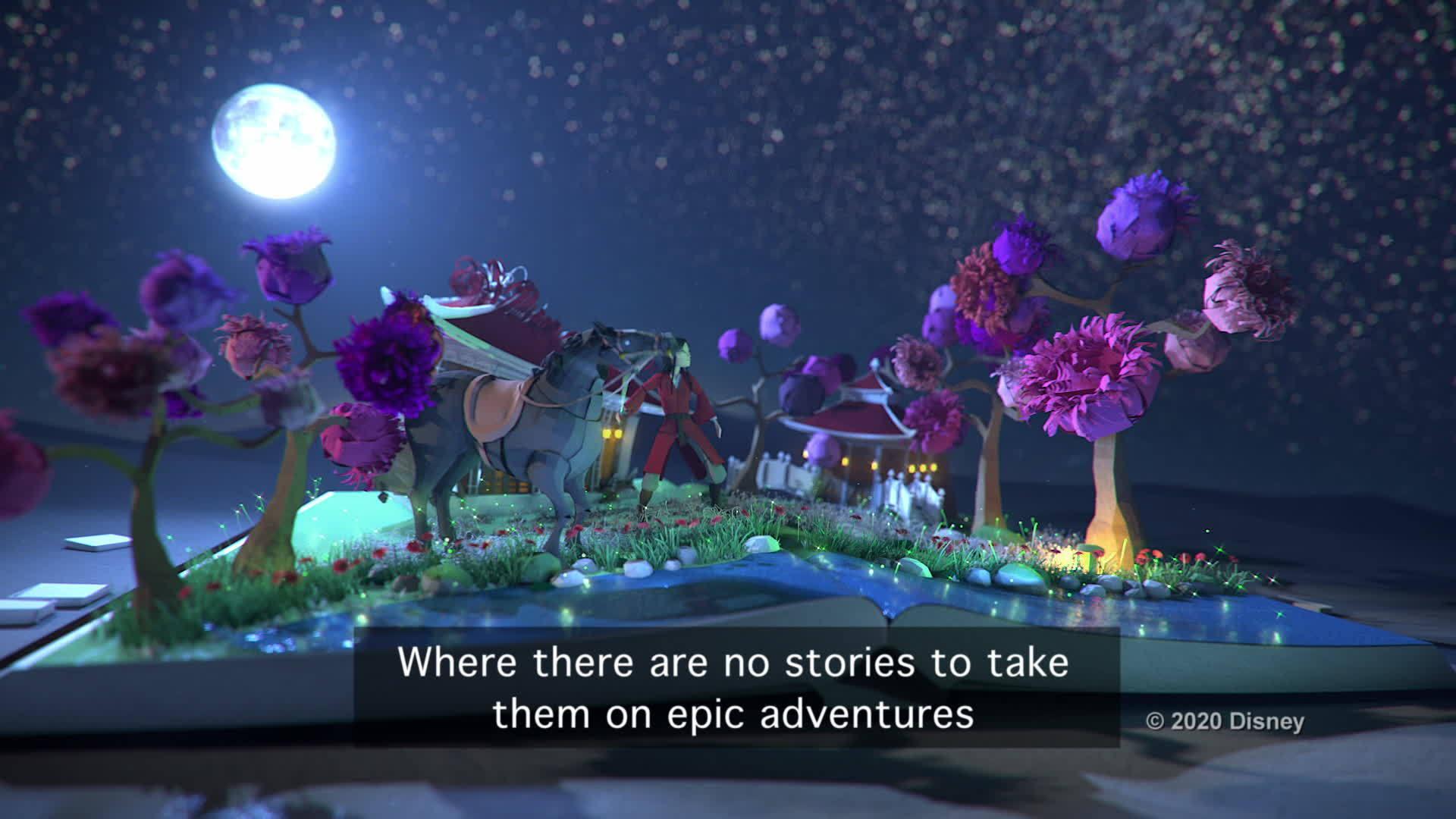 Magic of Storytelling PSA
