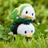 Image of Donald and Daisy Duck ''Tsum Tsum'' Plush Set - Mini - 3 1/2'' - Ireland # 4