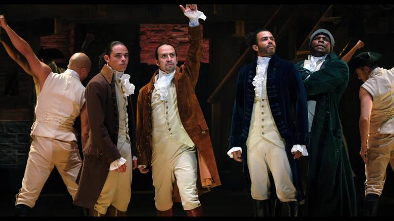 Hamilton | Disney+ Originals