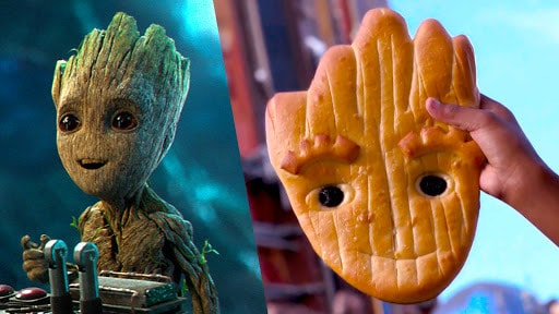 Groot Bread | Dishes by Disney | Disney Family