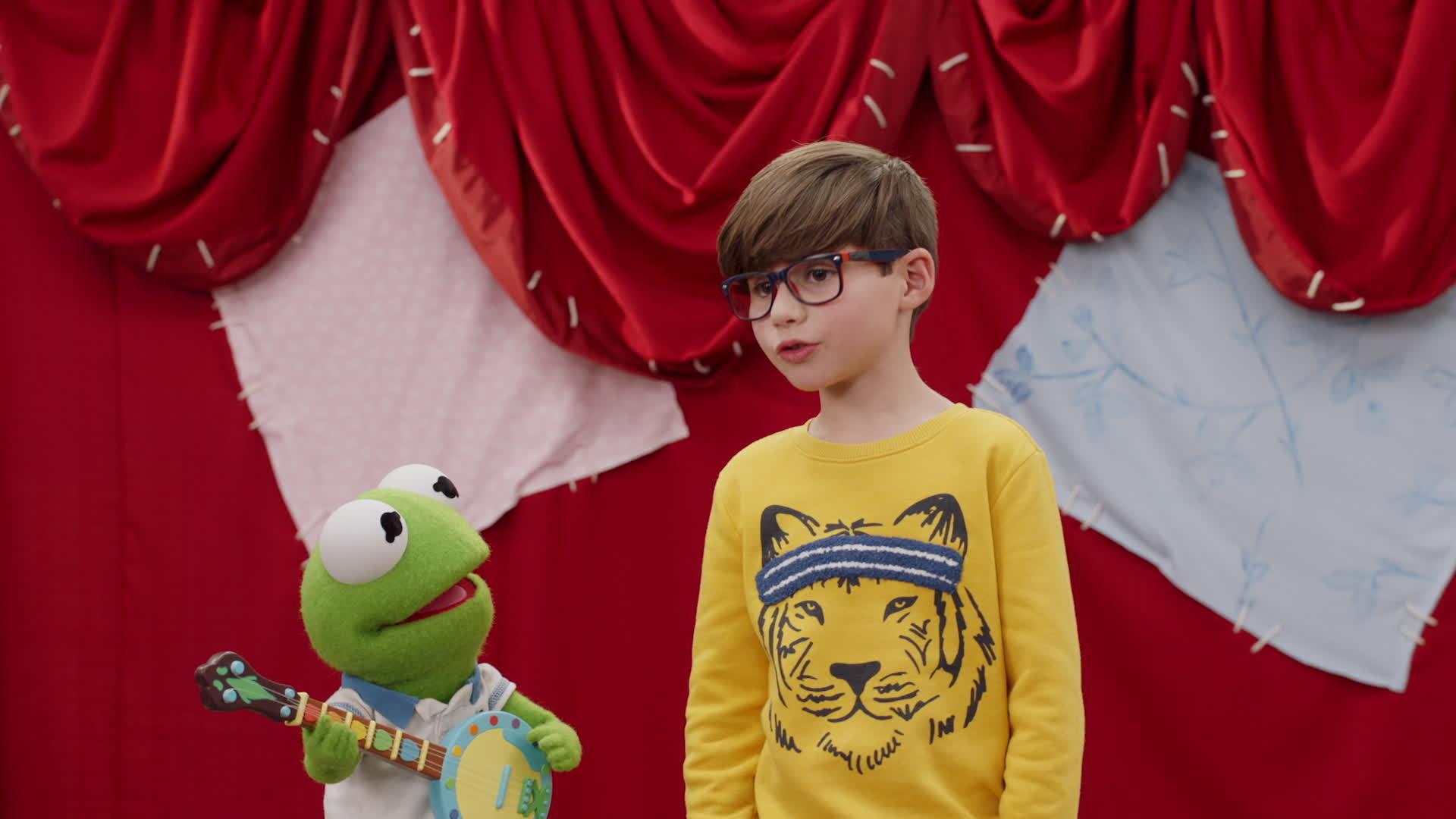 Kermit's Sing-A-Long