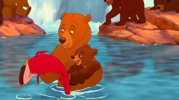 Welcome To Our Family - Clip - Brother Bear