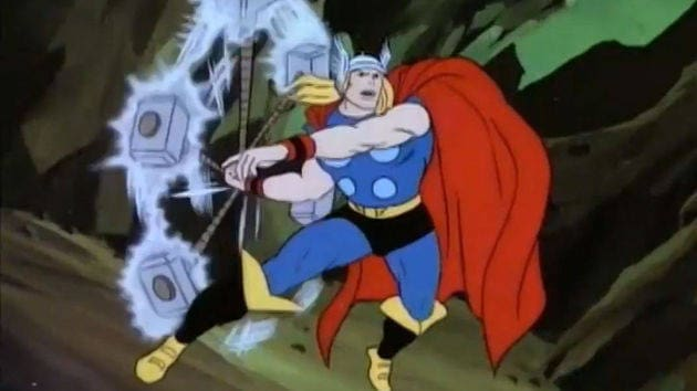 Marvel Mash-Up Ep. 19: Thor