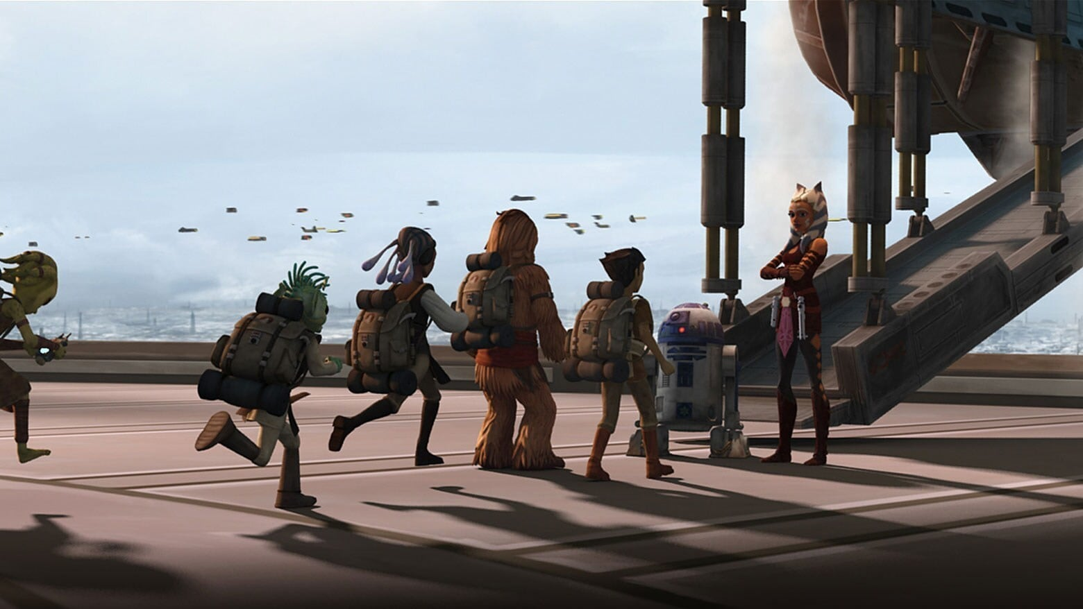 """""""The Gathering"""" 
