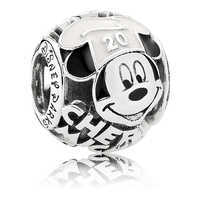Image of Chef Mickey Mouse Charm by Pandora Jewelry - Epcot International Food & Wine Festival 20th Anniversary # 1