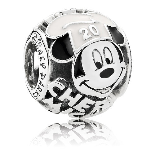 Chef Mickey Mouse Charm by Pandora Jewelry - Epcot International Food & Wine Festival 20th Anniversary