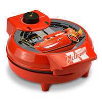 Image of Lightning McQueen Waffle Maker # 1