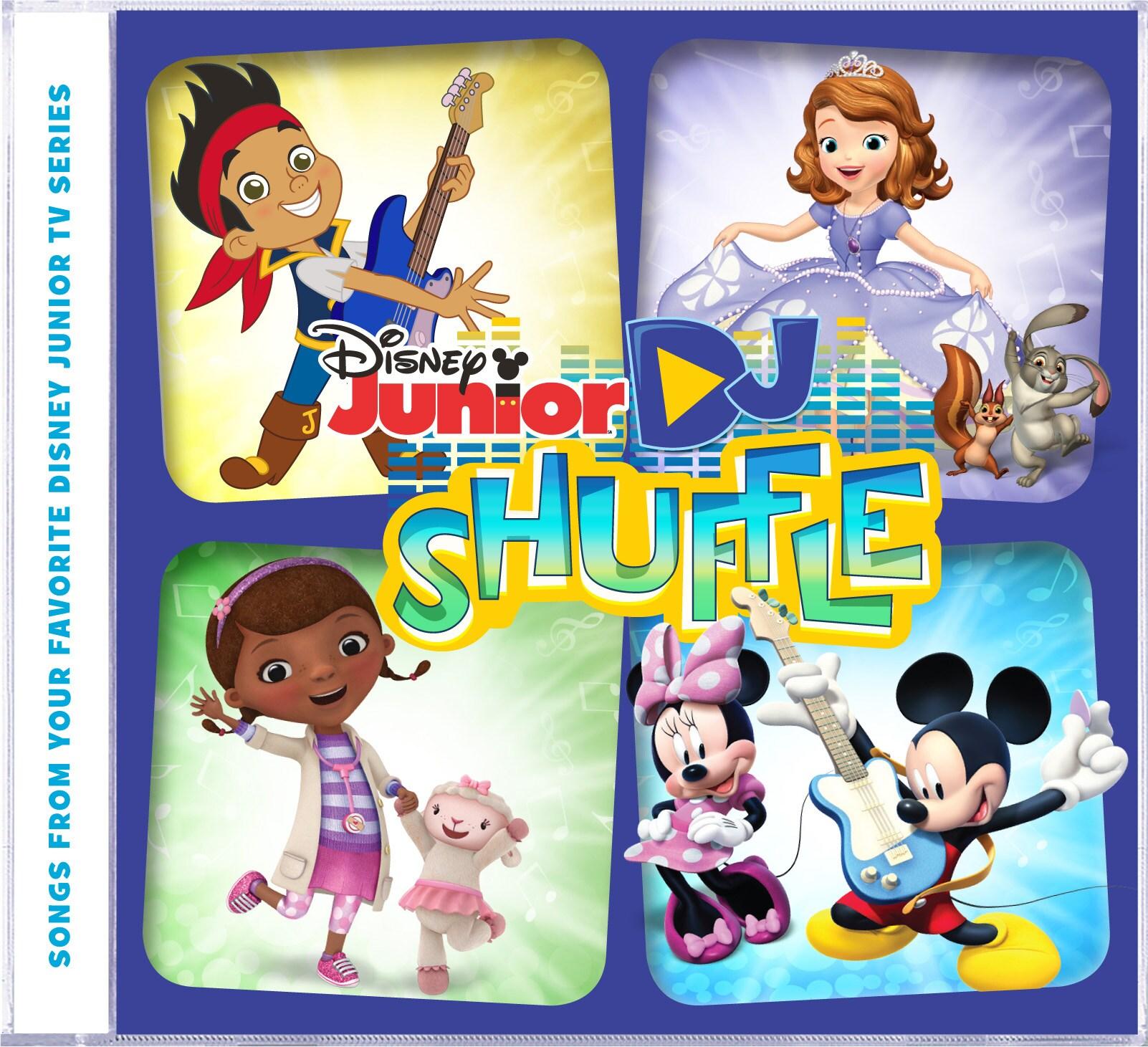 Disney Junior DJ Shuffle