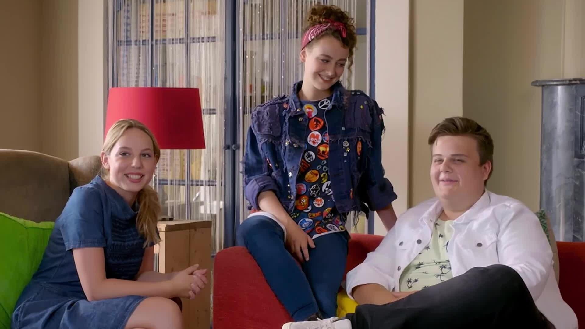 Interview met de acteurs van Jonge Garde #2