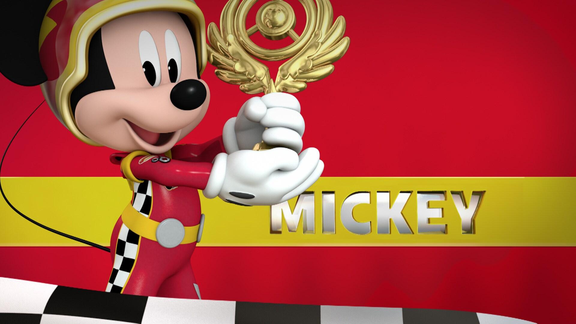 Mickey Aventuras Sobre Rodas - Música Sobre Rodas