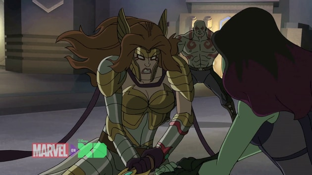 Marvel's Guardians of the Galaxy Season 1, Ep. 17 - Clip 1
