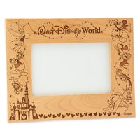 Image of Walt Disney World Cinderella Castle Frame by Arribas - Personalizable # 1