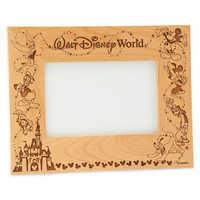 Image of Walt Disney World Cinderella Castle Frame by Arribas - Personalizable # 1
