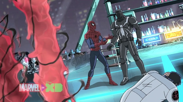 "Marvel's Ultimate Spider-Man vs. The Sinister 6 - ""Maximum Carnage - Part 1"" Clip 1"