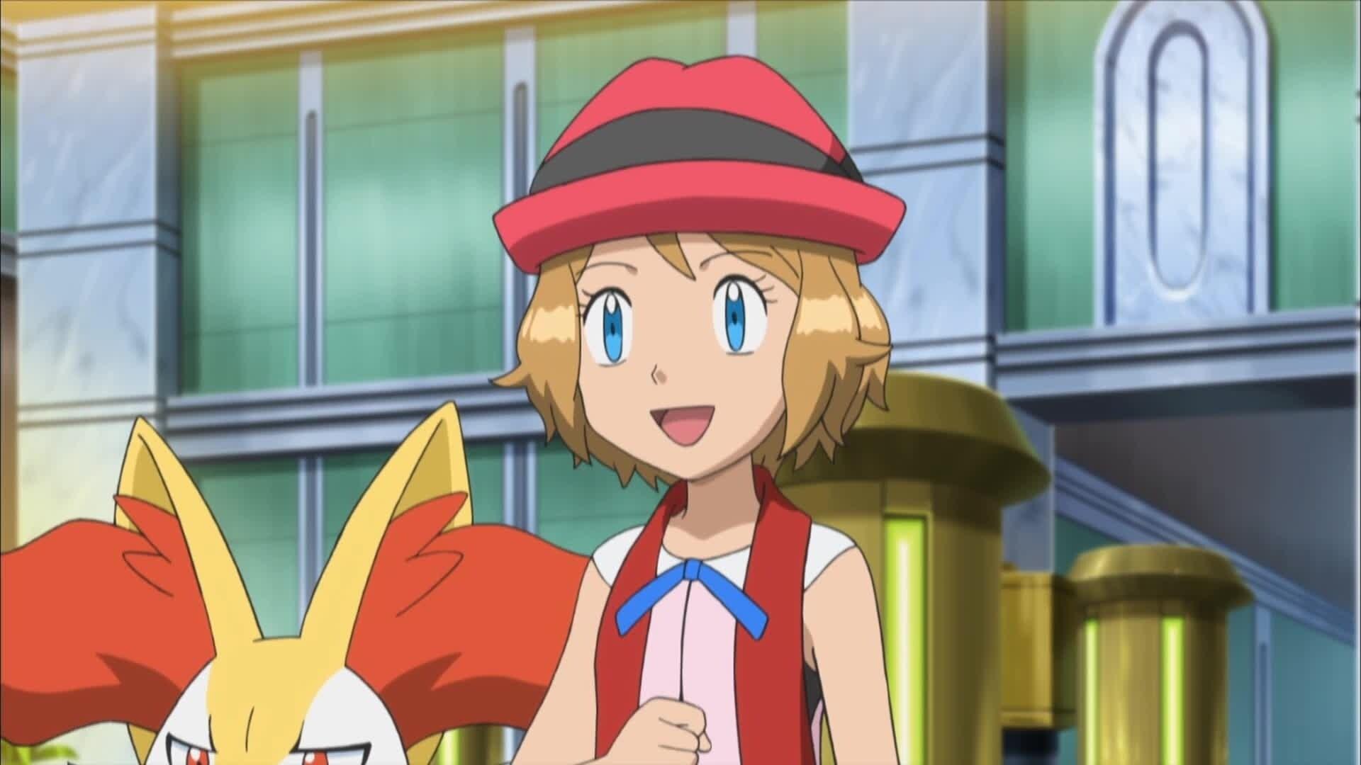 Pokemon - Aflevering 45 - Seizoen 19