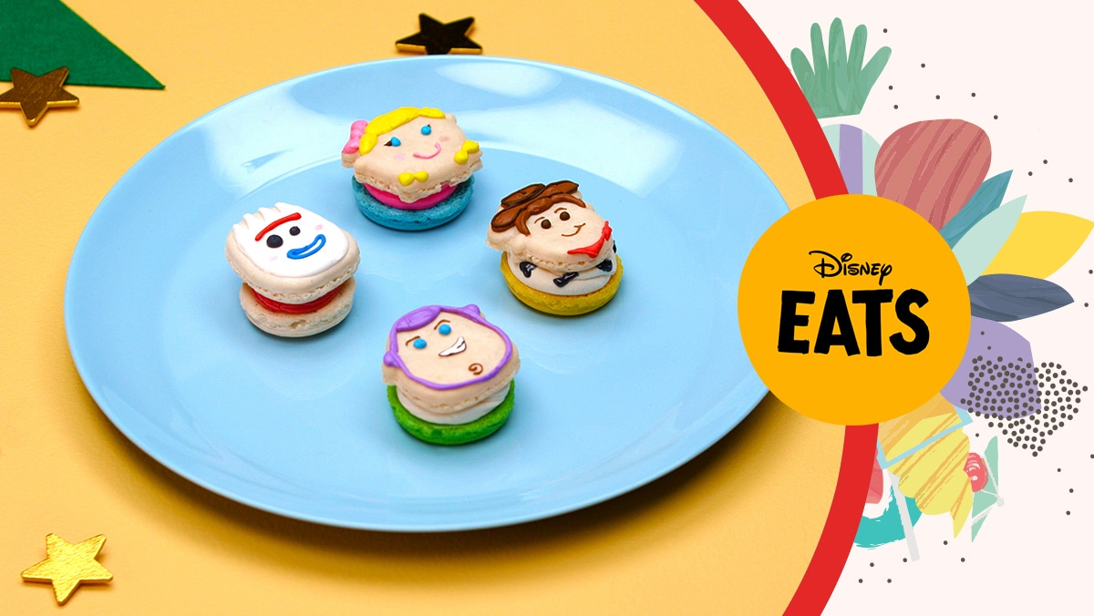 Toy Story Macarons | Disney Eats