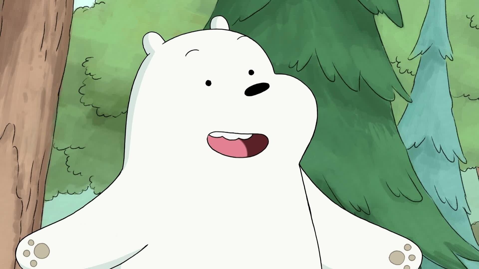 We Bare Bears - Bären wie wir - Wir und die Amnesie / Wir und der Bären-Butler