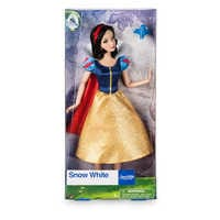 Image of Snow White Classic Doll with Bluebird Figure - 11 1/2'' # 2