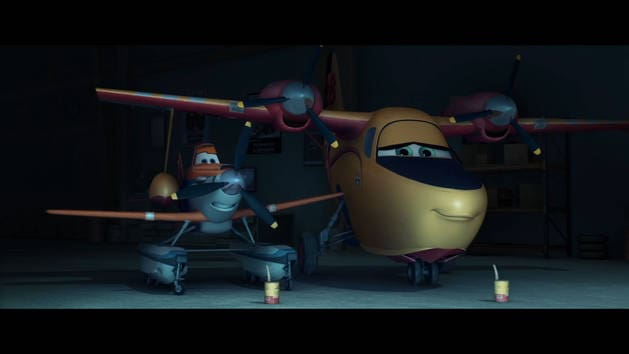 Planes Fire & Rescue - CHoPs
