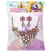 Rapunzel Jewelry Set