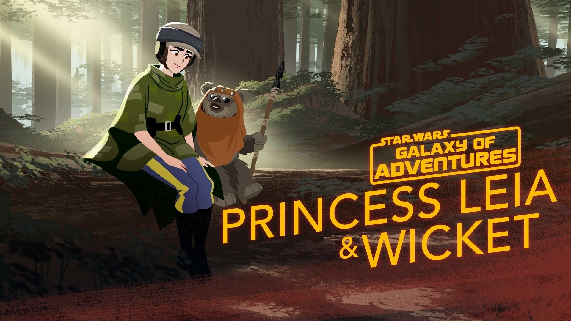 Princess Leia - An Unexpected Friend | Star Wars Galaxy of Adventures