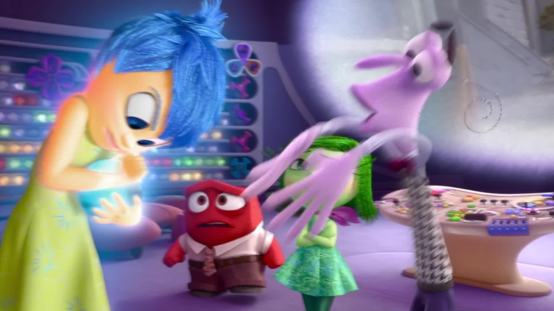 Inside Out Bande-Annonce 3