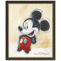 Image of ''Classic Mickey'' Giclée by Eric Robison # 7