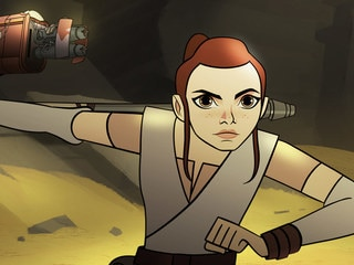 Rey, Ahsoka Tano und weitere Ikonen in der neuen Star Wars Forces of Destiny (Originaltitel) Miniserie