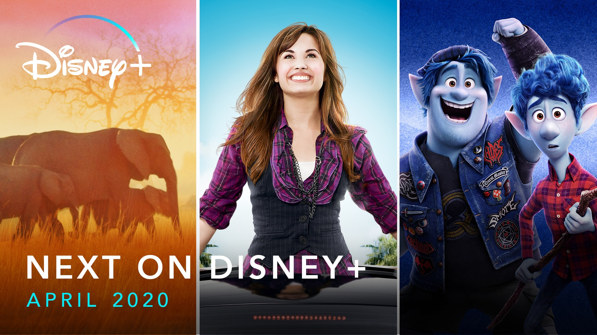 Everything New on Disney+ in April