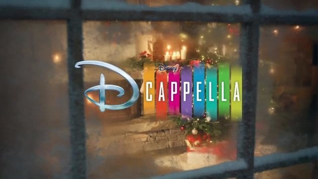 """All I Want For Christmas"" by DCappella"