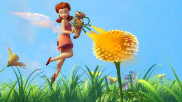 Rosetta's Garden Lesson #3 - Disney Fairies Shorts