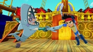 Shark Attack! / Captain Hook's Colossal Collision